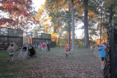 Outdoor Laser Tag Fall