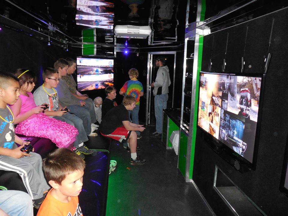 Video Game Truck Parties In Coral Springs Miami Florida