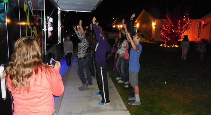 Southeast Florida Video Game Truck And Laser Tag Party